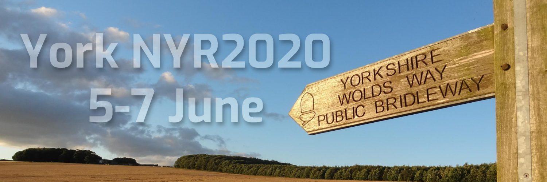 National Young Ramblers Weekend 2020